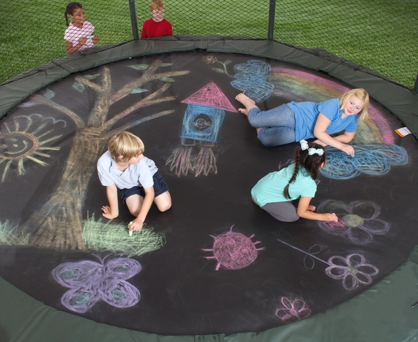 idee trampolino
