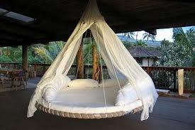 tramp-bed