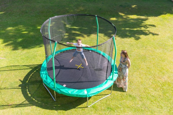 Jumpking trampolino elastico