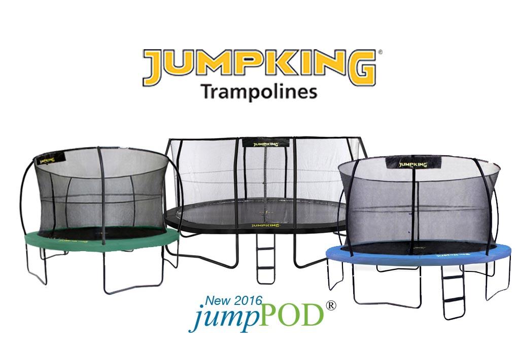 nuova serie di trampolini elastici 2016